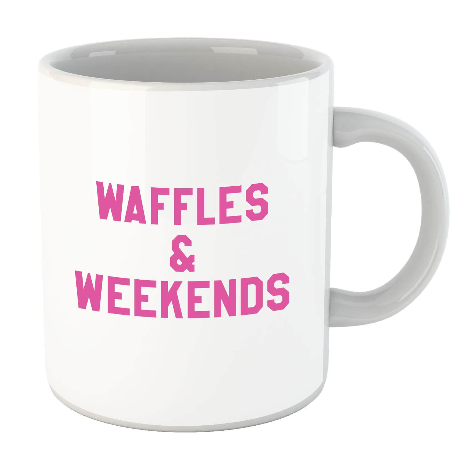 Waffles And Weekends Mug