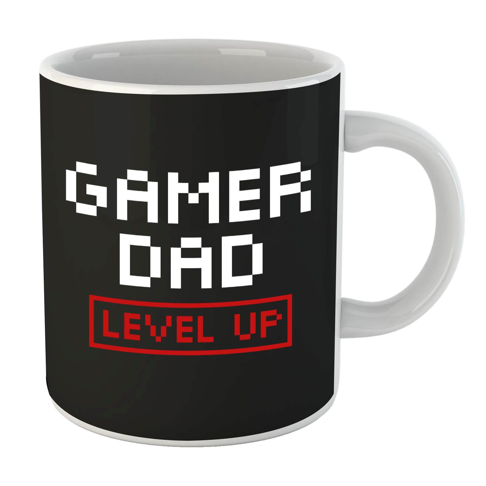 Gamer Dad Level Up Mug