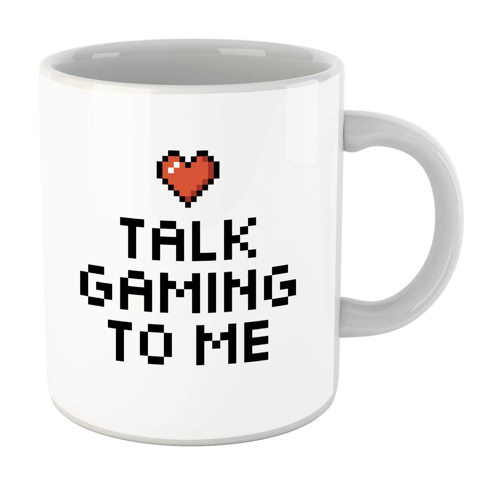 Talk Gaming To Me Mug