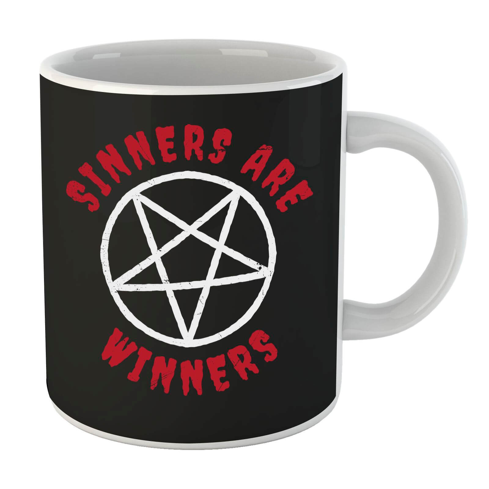 Sinners Are Winners Mug