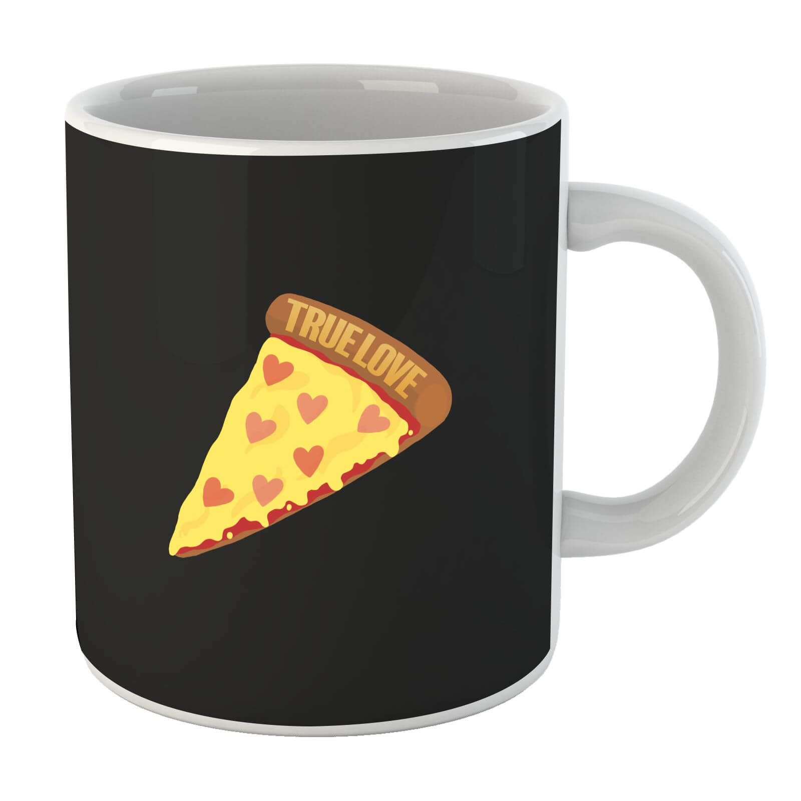 True Love Pizza Mug
