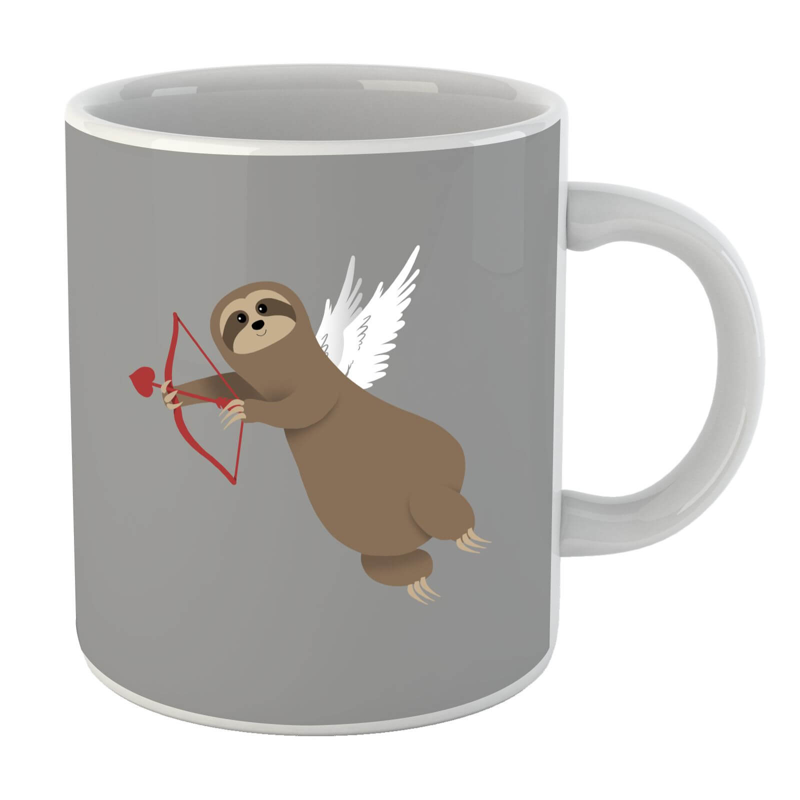 Sloth Cupid Mug