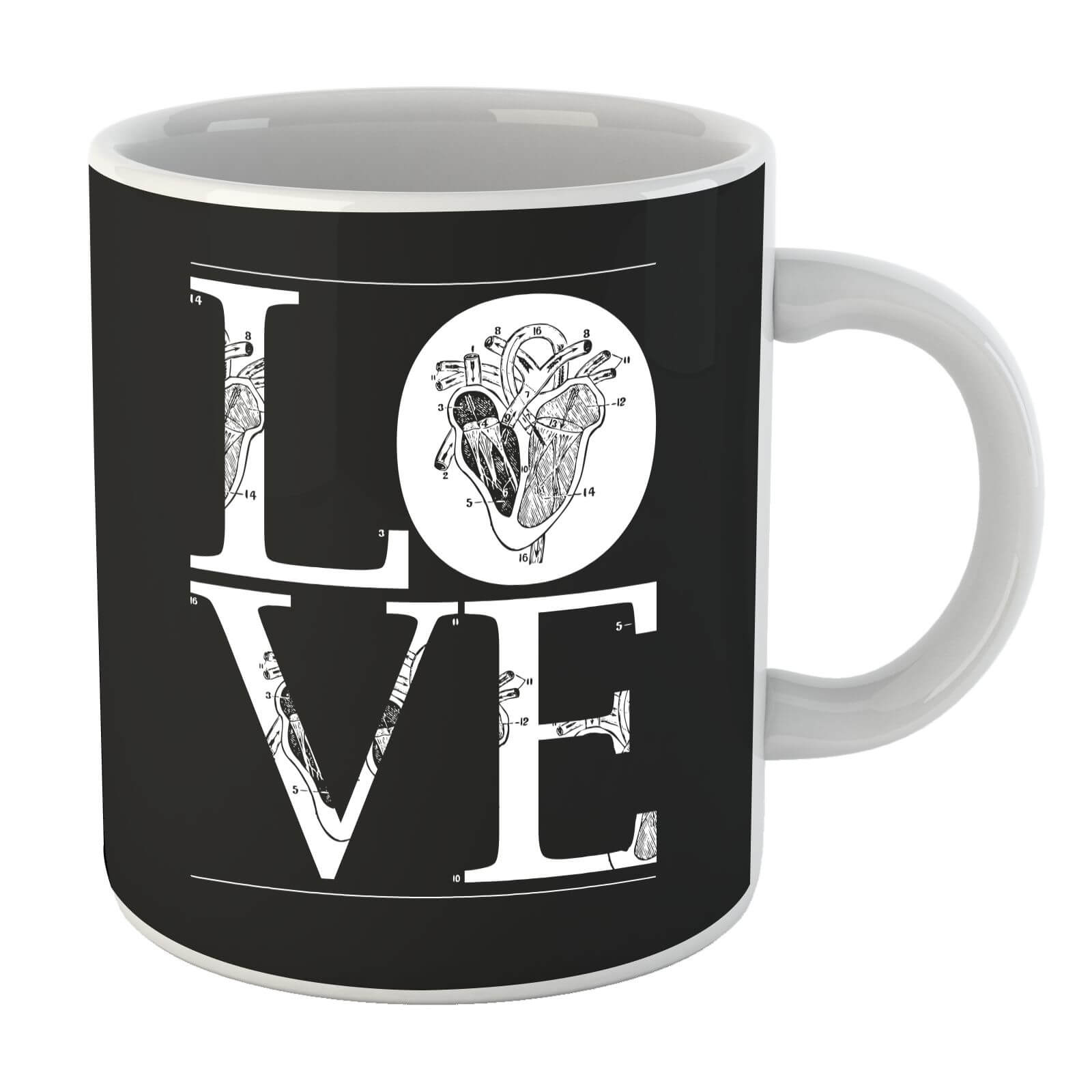 Anatomic Love Mug