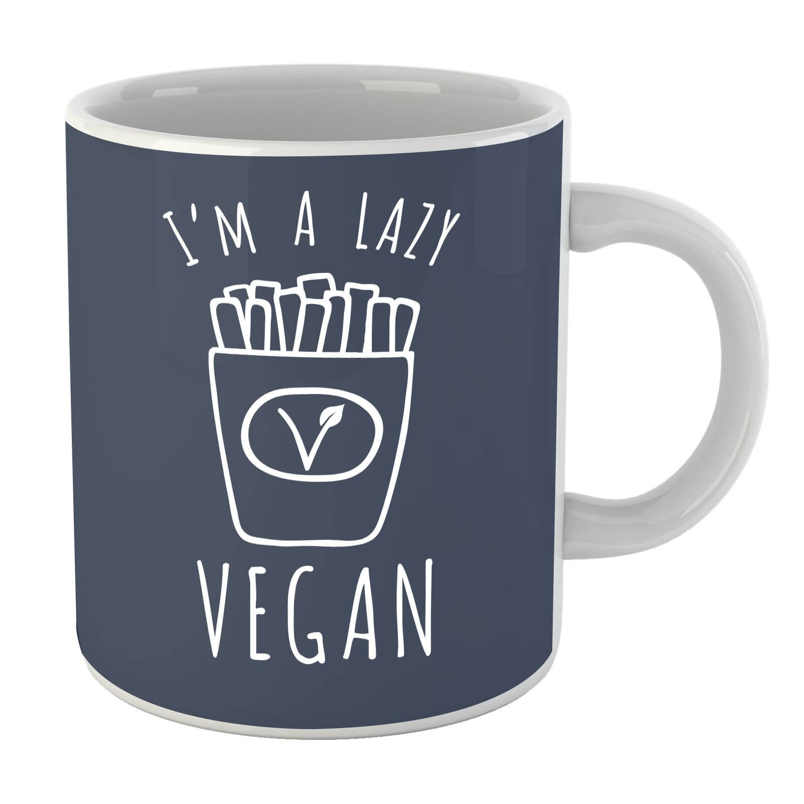 Lazy Vegan Mug