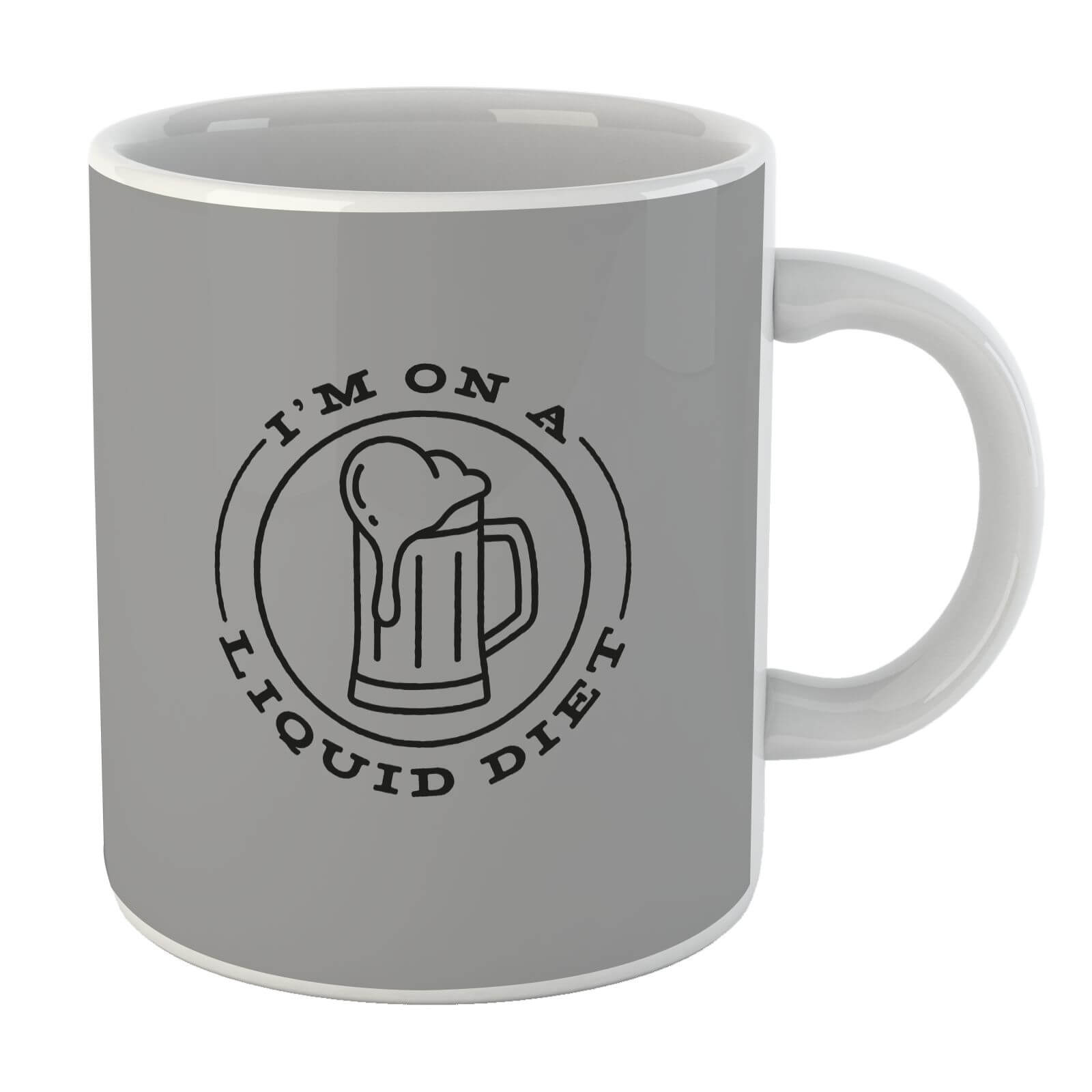 Liquid Diet Beer Mug