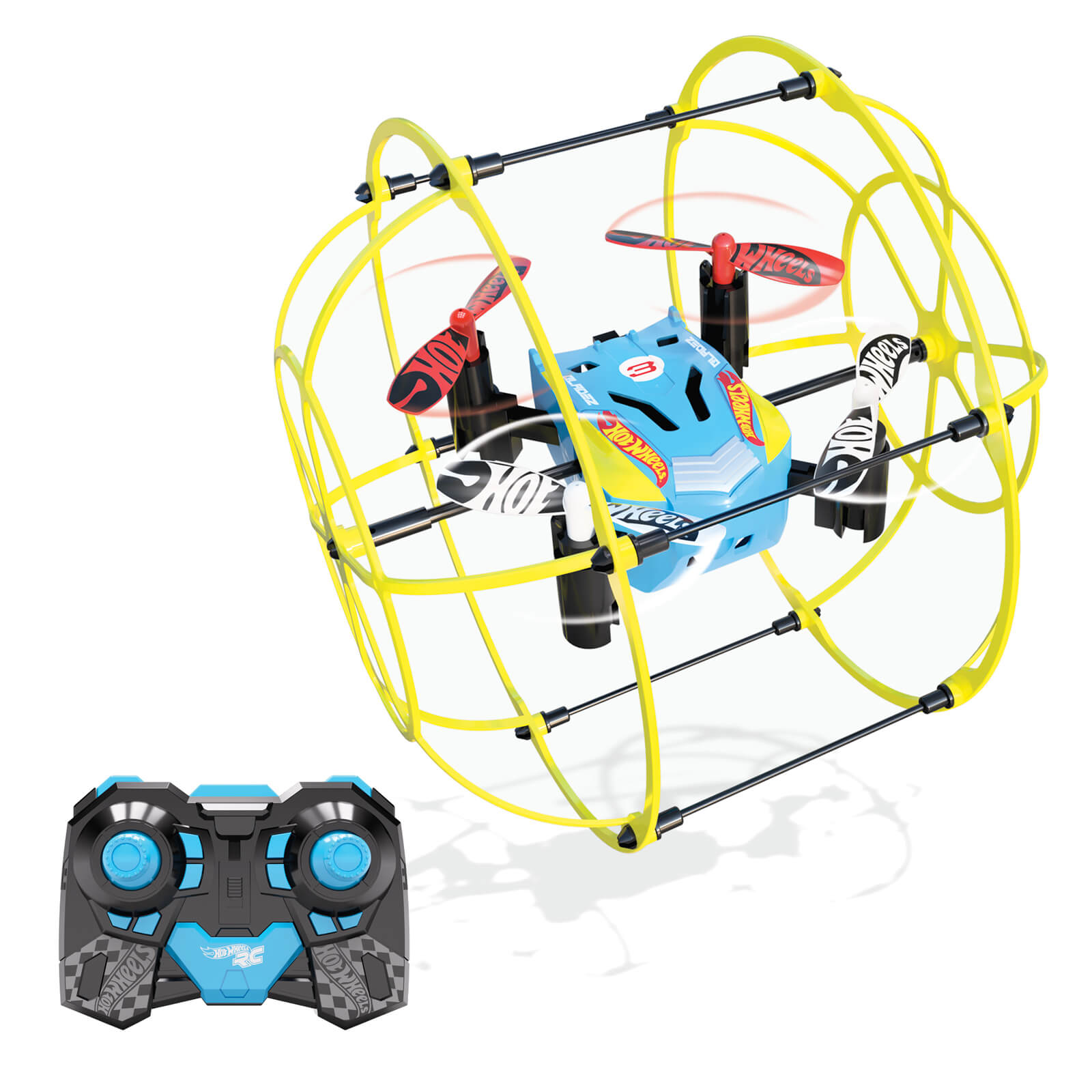 Hot Wheels DRX Cage Fighter Drone