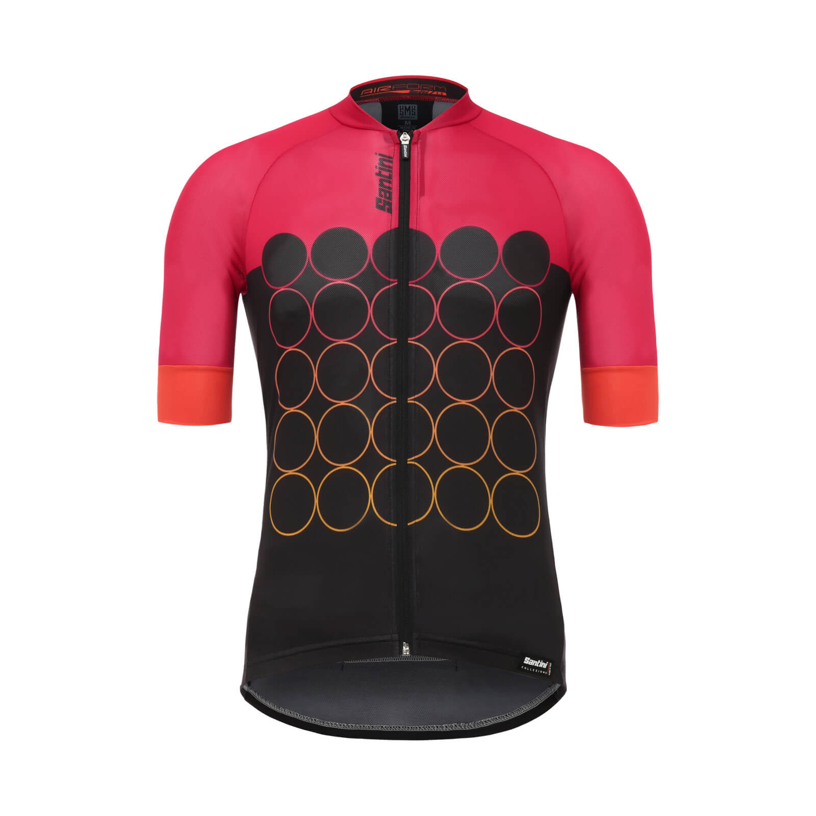 Santini Airform 3.0 Jersey - Red  e4c2f499d