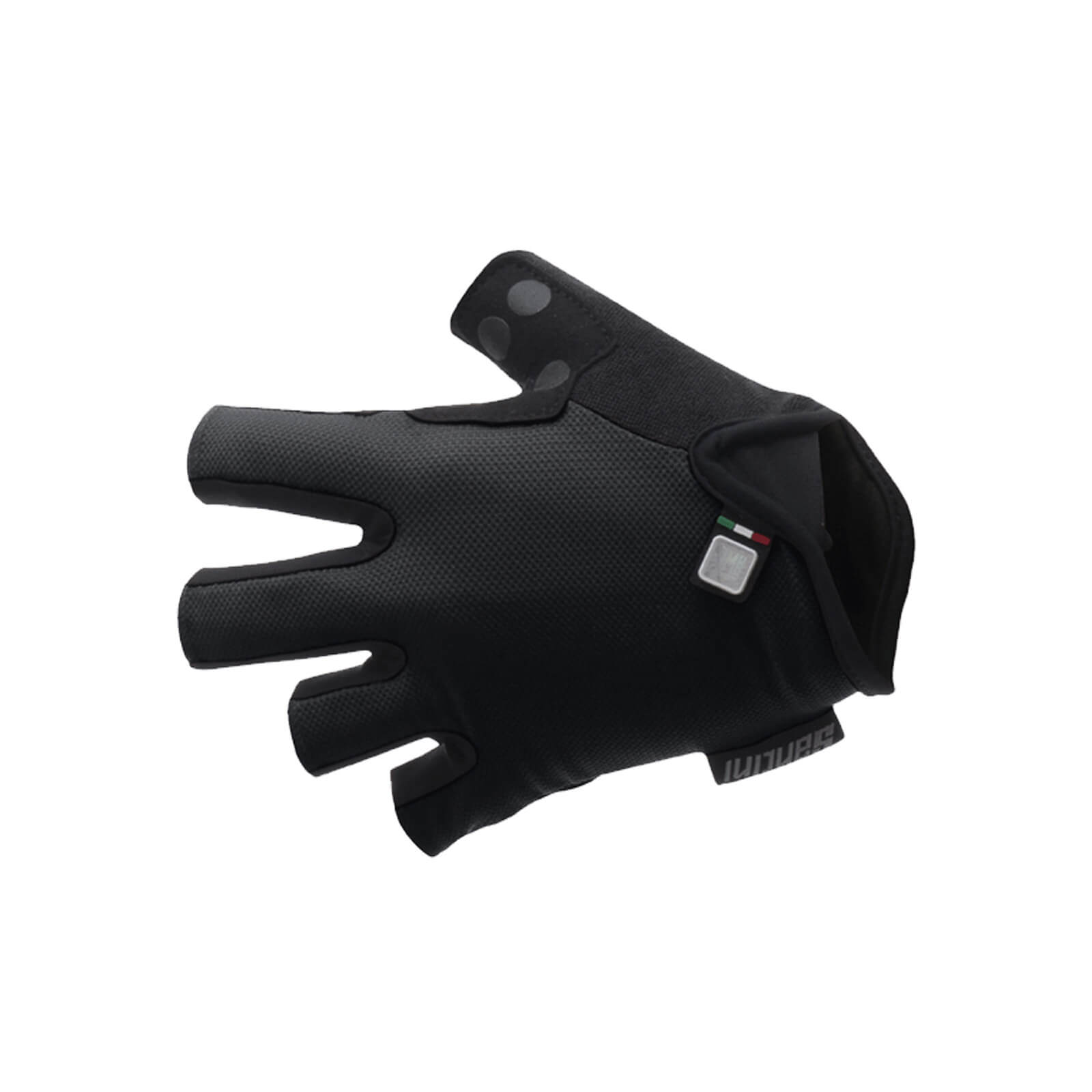 Santini Free Race Gloves - Black
