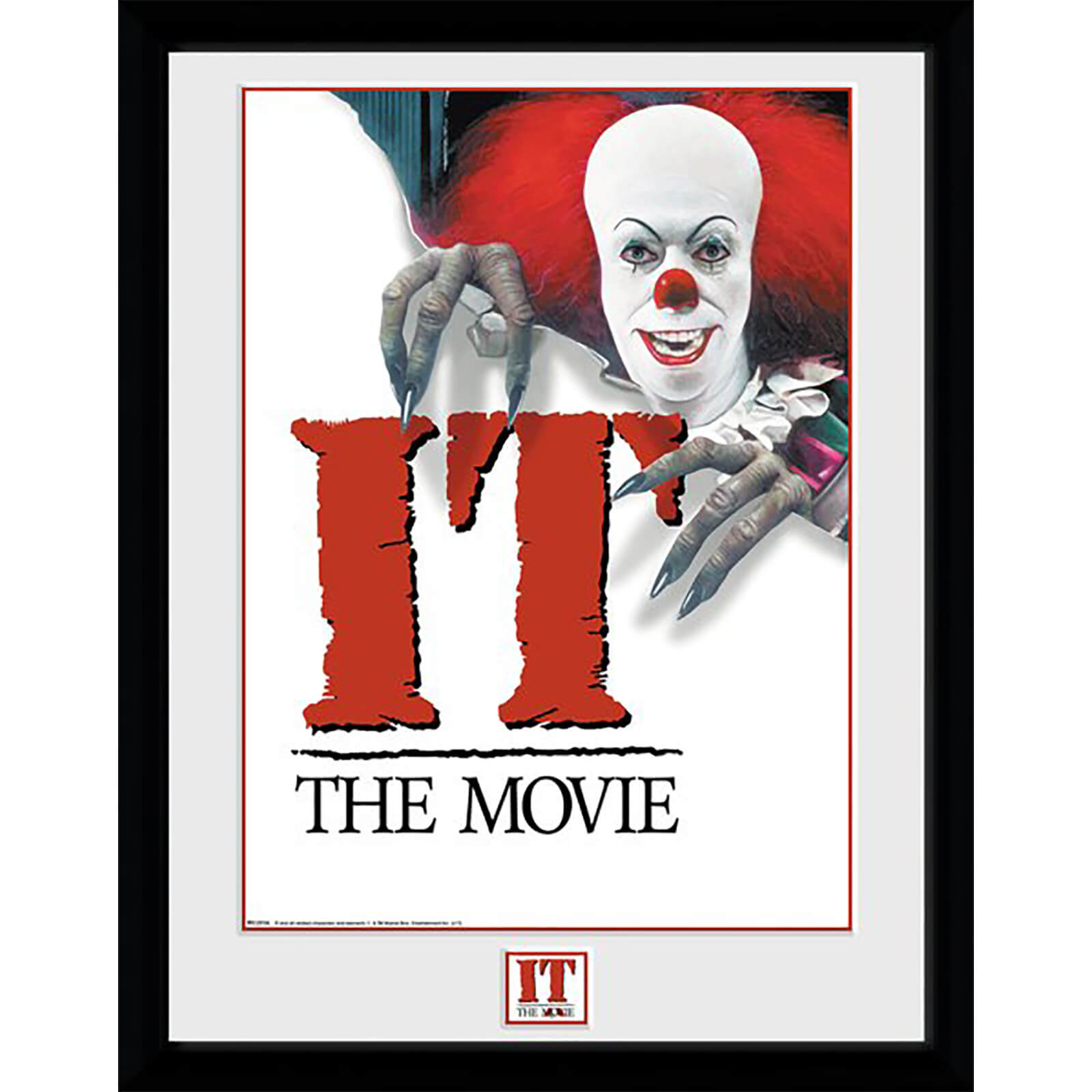 IT The Movie 1990 Collector