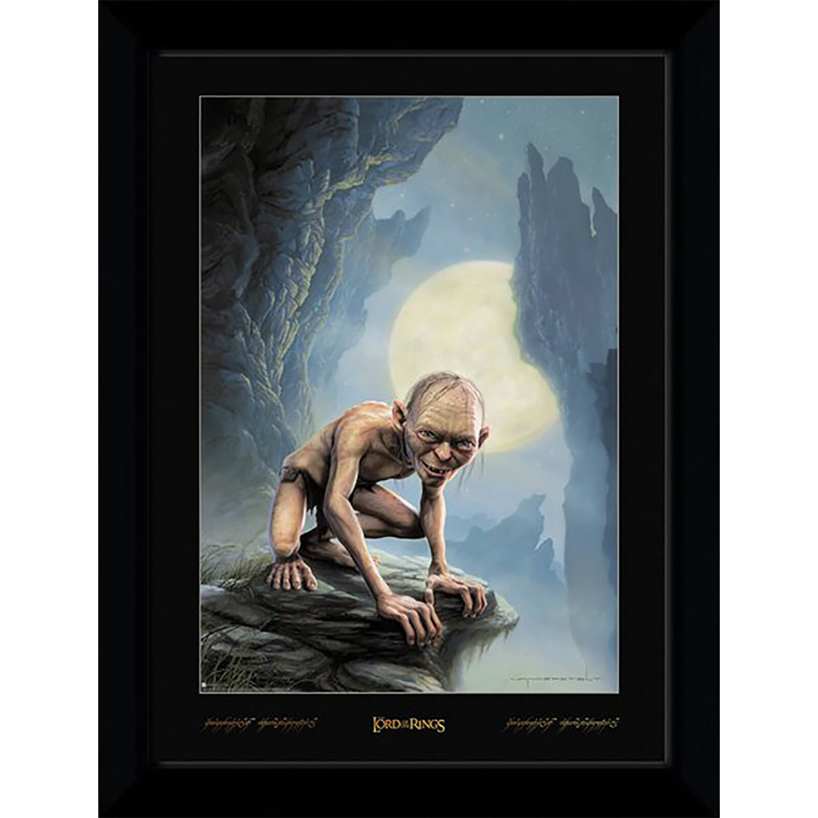Lord of The Rings Gollum Collector
