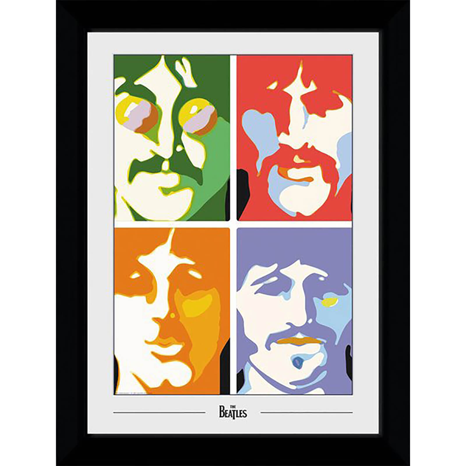 The Beatles Sea of Science Collector