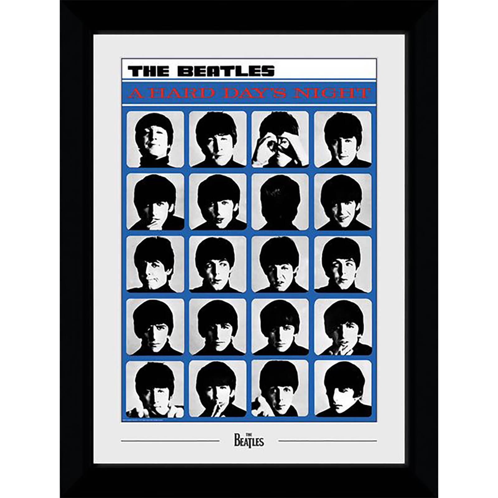 The Beatles Hard Days Night Collector