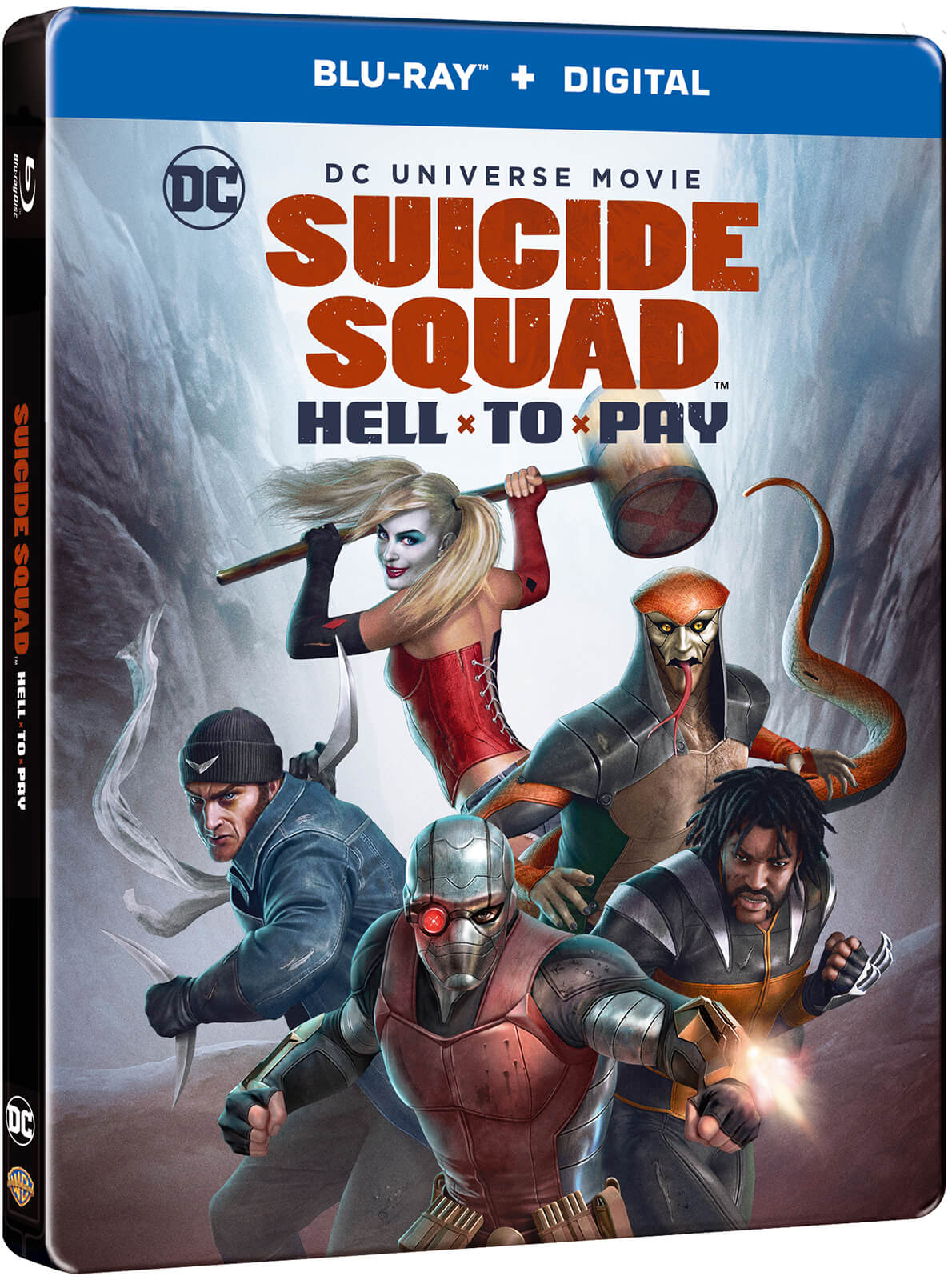 Suicide Squad - Hell To Pay - Limited Edition Steelbook