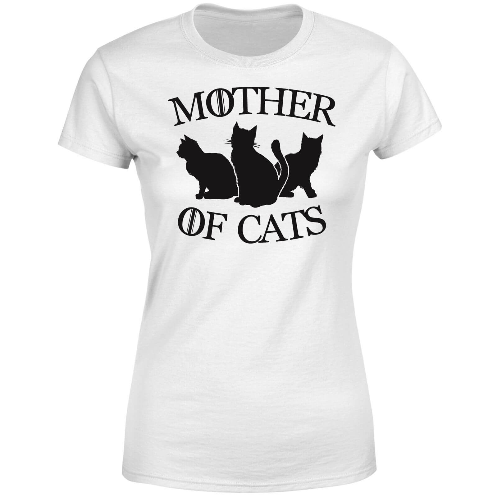 Mother Of Cats White Women