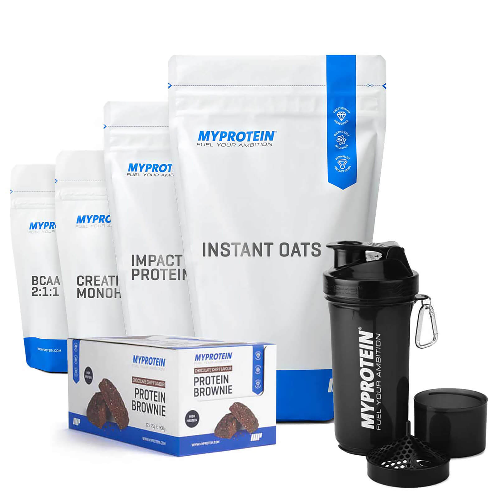 The Bulk Up Bundle (USA)