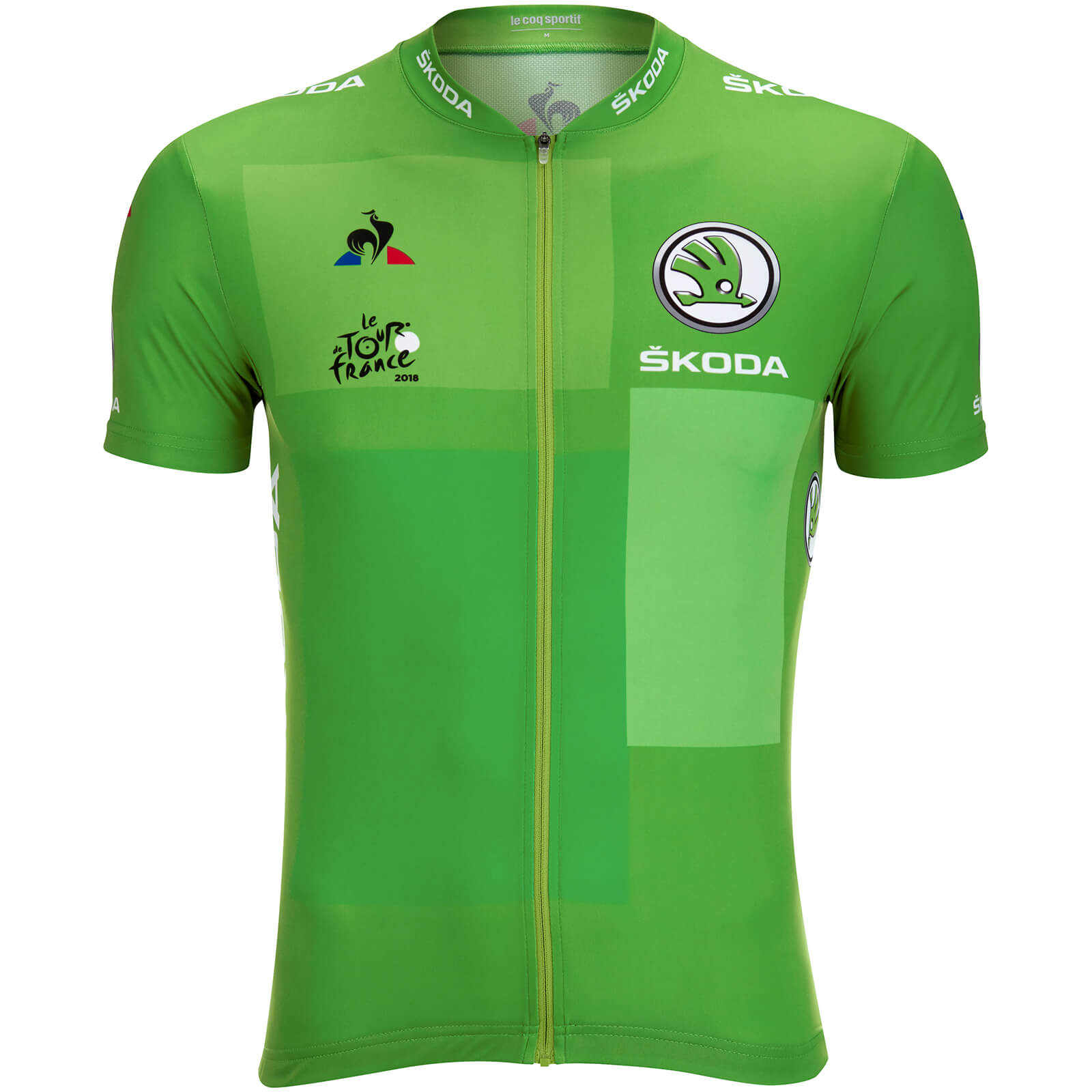 reputable site c12bf 6fd98 Le Coq Sportif Tour de France 2018 Sprinters Official Jersey - Green