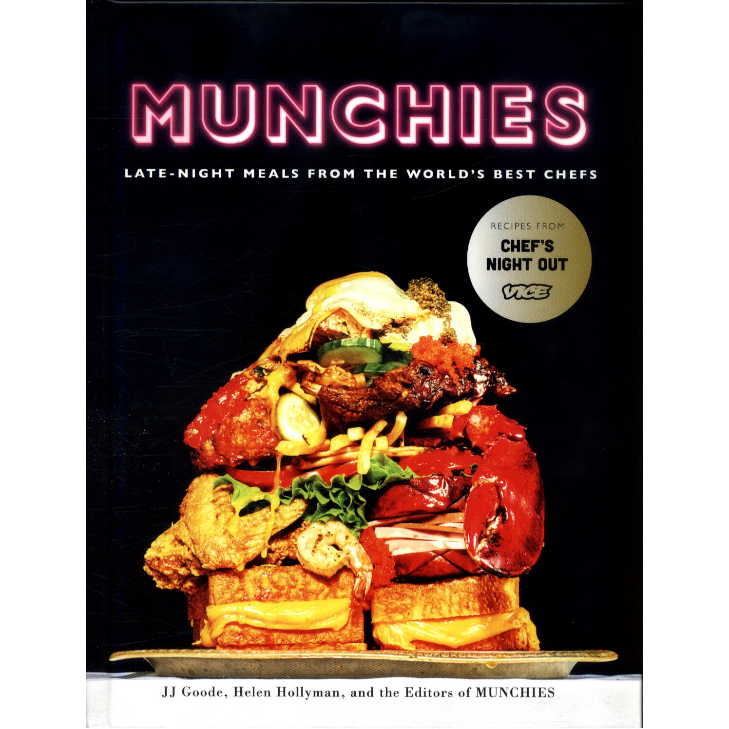 Munchies: Late-Night Meals from the World