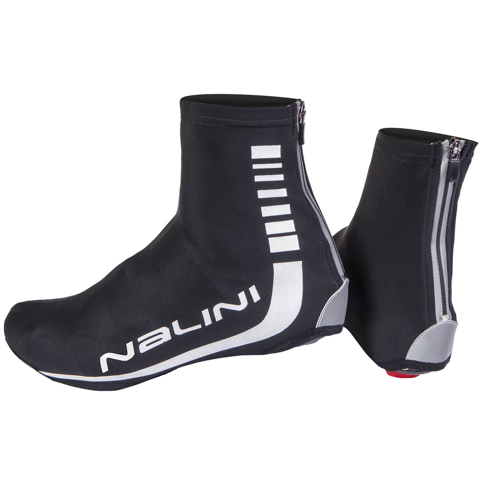 Nalini Pistard Shoecover - Fluro Yellow/Black