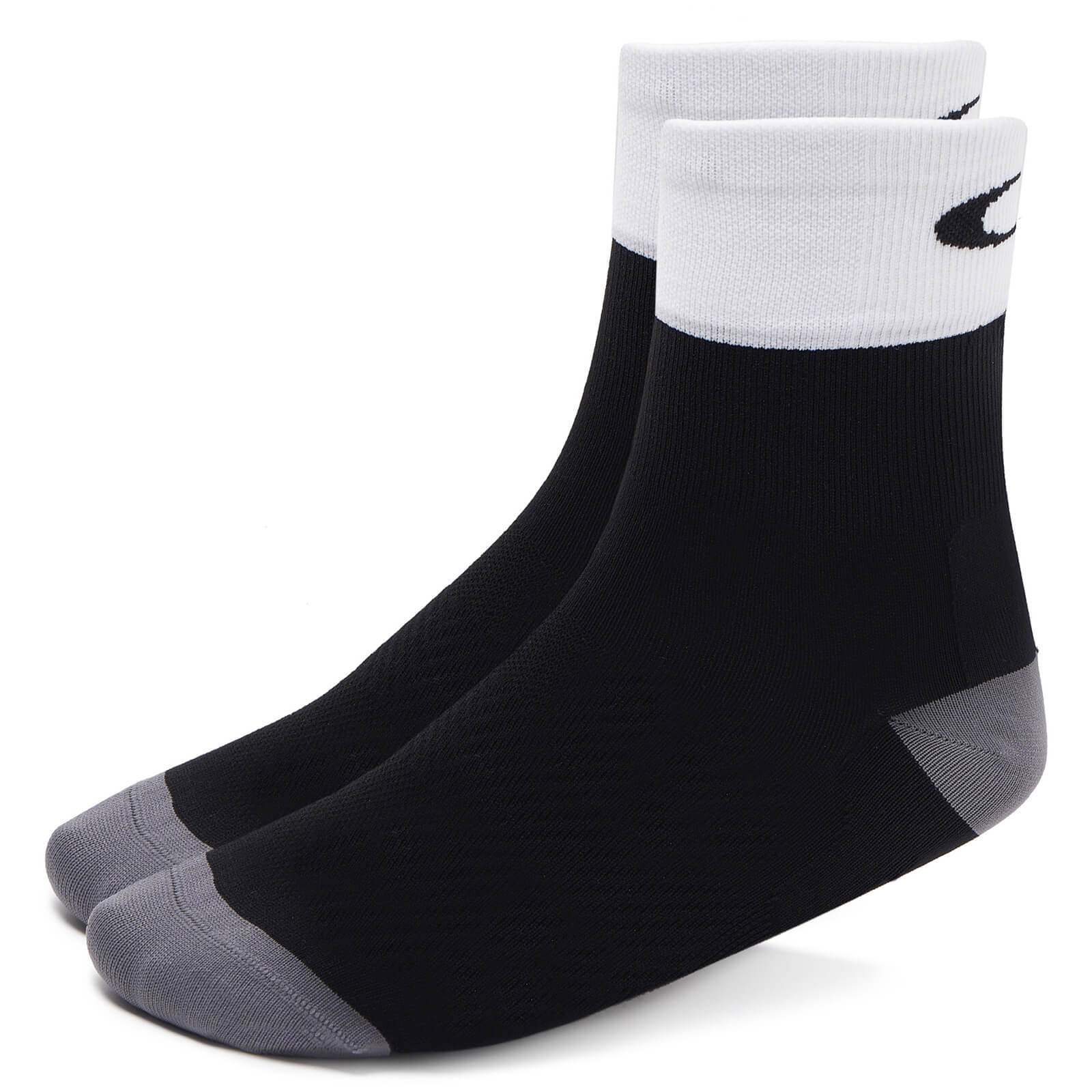 Oakley Cycling Socks - Blackout