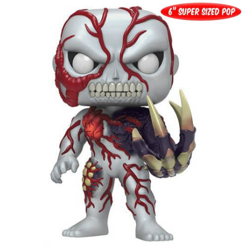 Resident Evil Battle Damaged Tyrant 6-Inch EXC Pop! Vinyl Figure