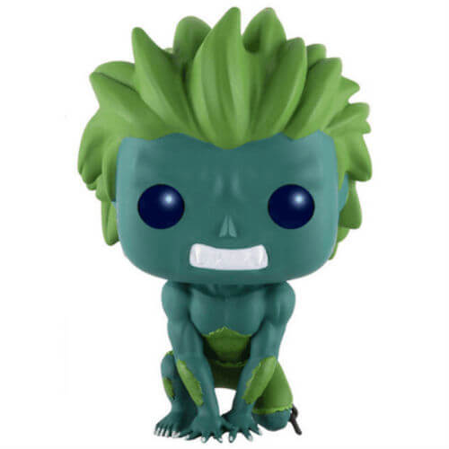 Street Fighter Blanka EXC Pop! Vinyl Figure