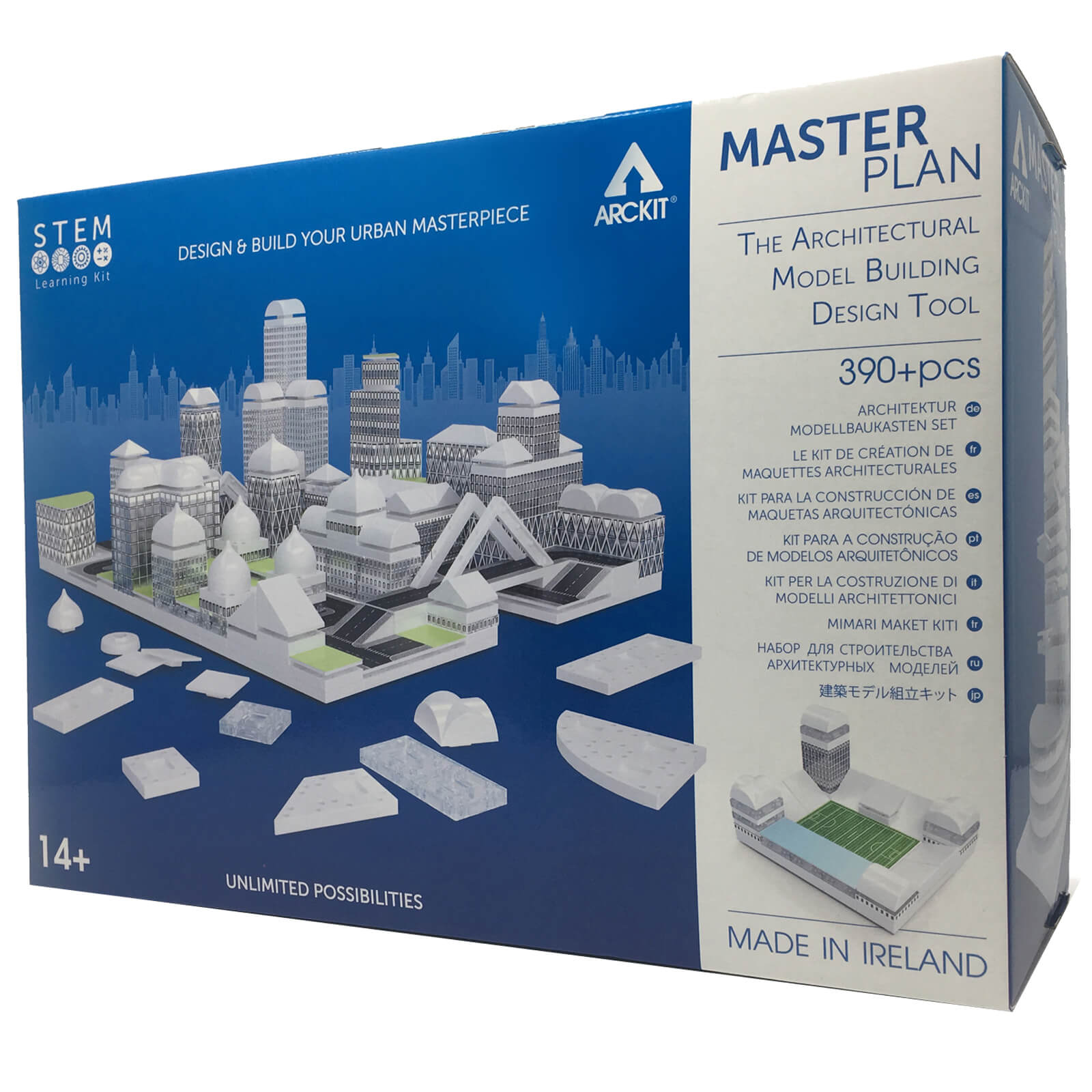 ArcKit Construction Set - Masterplan