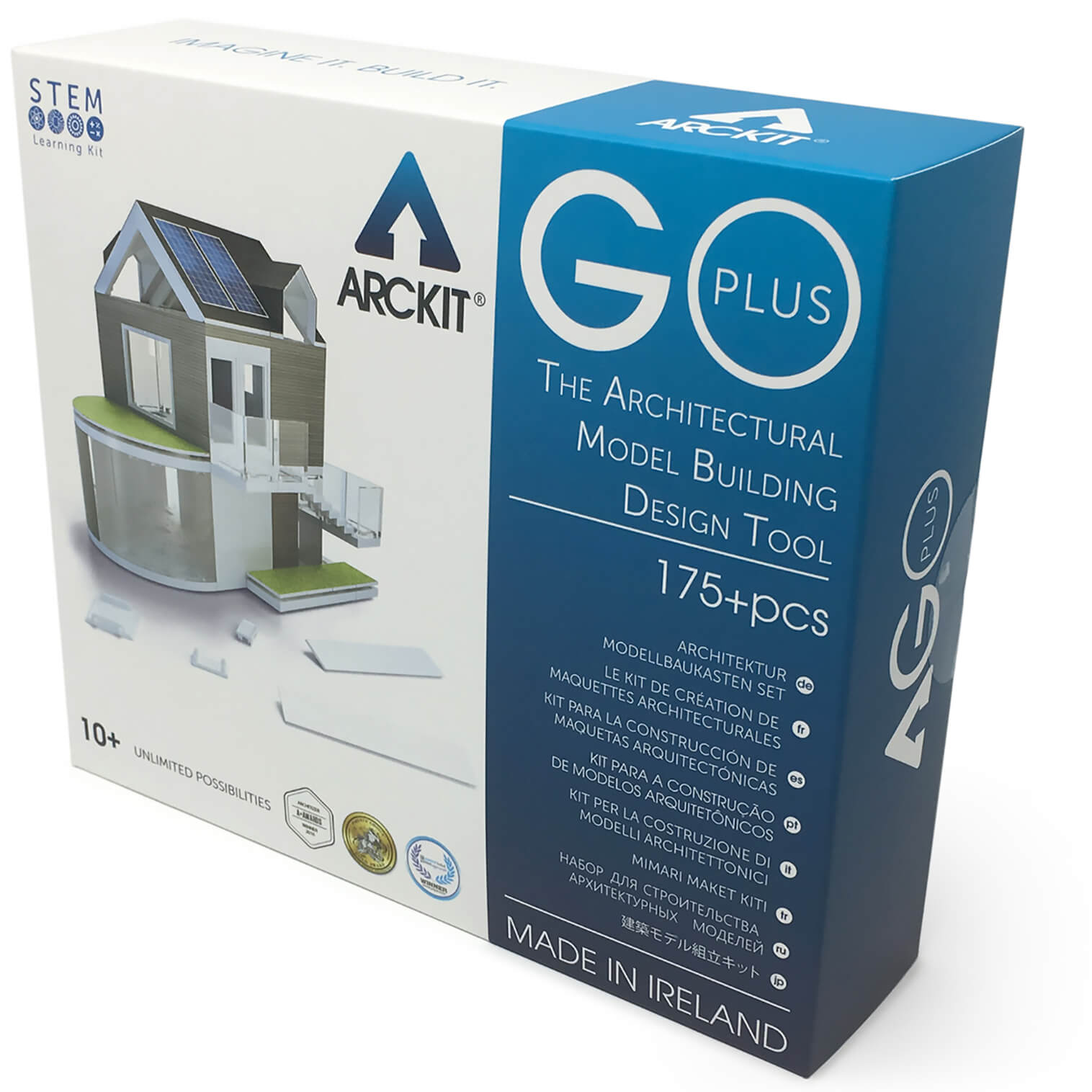 ArcKit Construction Set - GO Plus