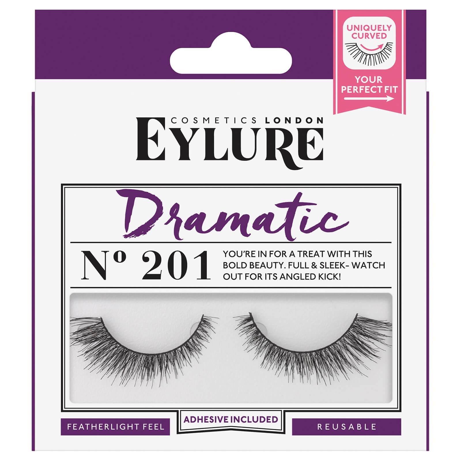 75596800e3c Eylure Dramatic No.201 Lashes | Free US Shipping | lookfantastic