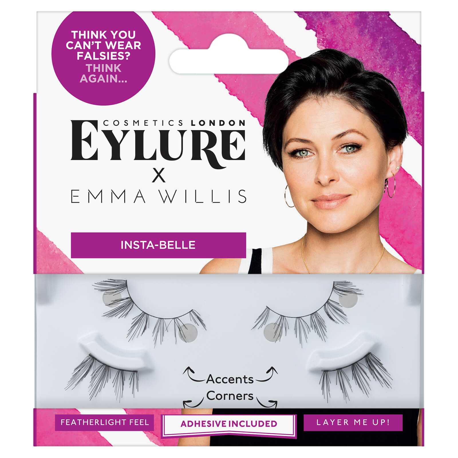 6383dab1224 Eylure Emma Willis Lashes - Insta-Belle | Free Shipping | Lookfantastic