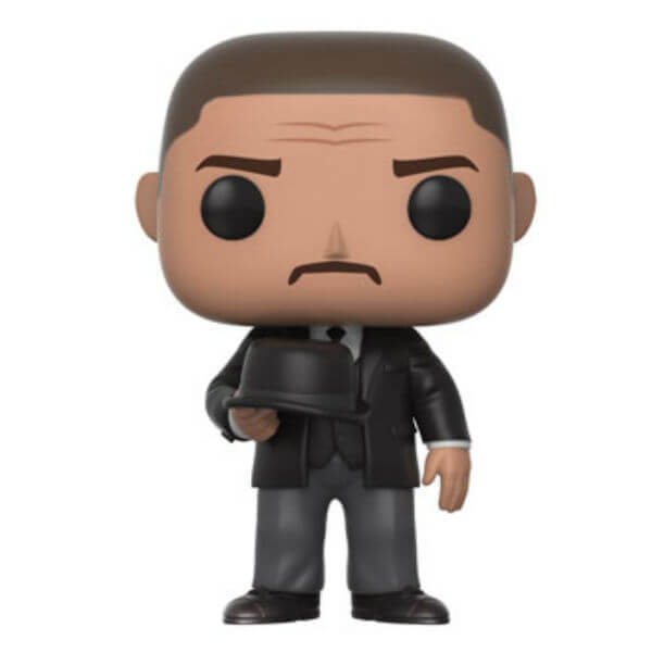 James Bond Goldfinger Oddjob Throwing Hat EXC Pop! Vinyl Figure