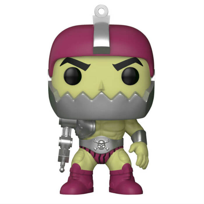 Master of the Universe Metallic Trap Jaw EXC Pop! Vinyl Figure