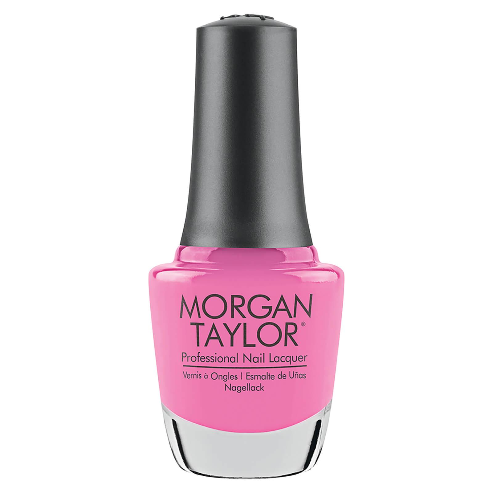 Home Morgan Taylor Professional Nail Lacquer In Lip Service Product Description