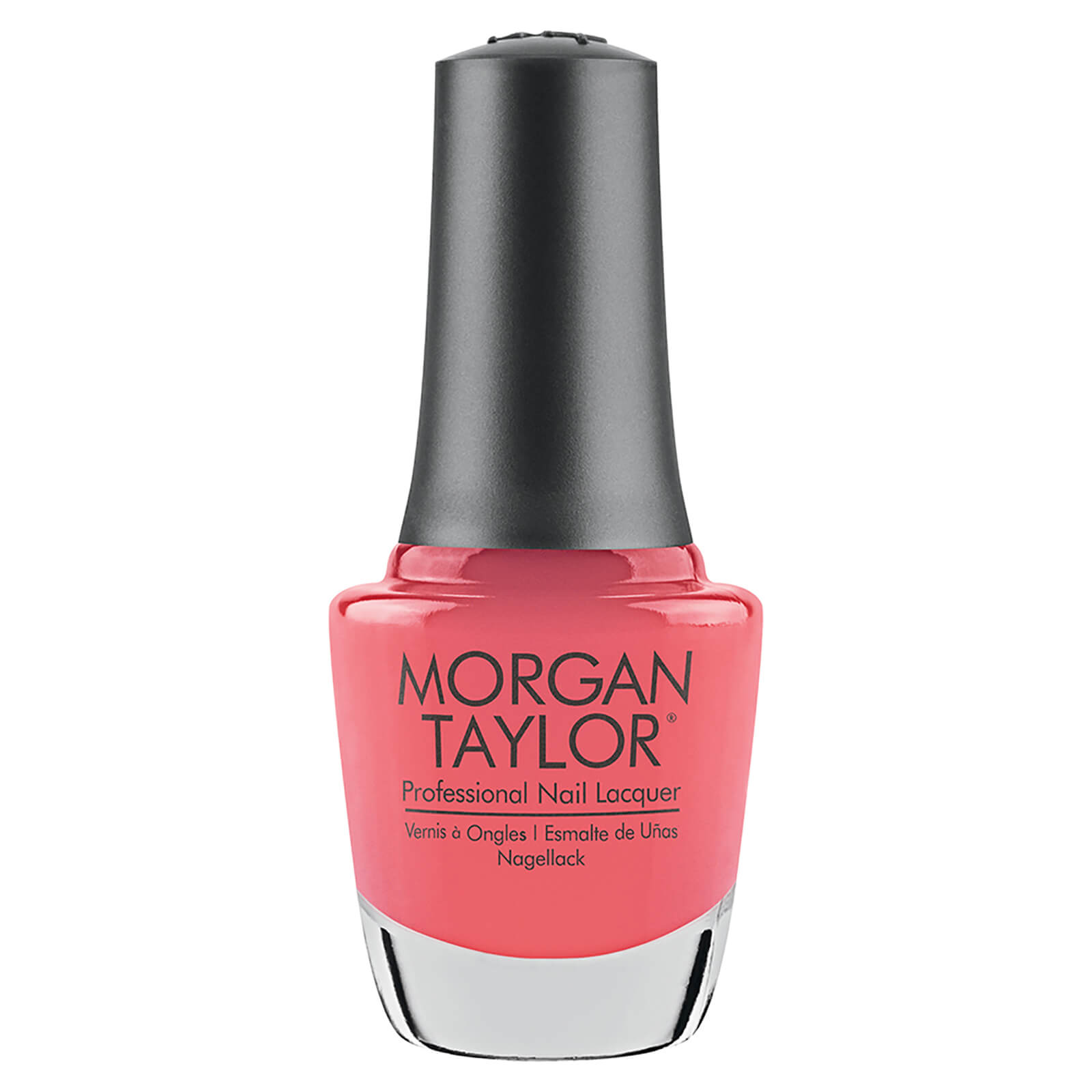 Morgan Taylor Professional Nail Lacquer in Cancan We Dance?