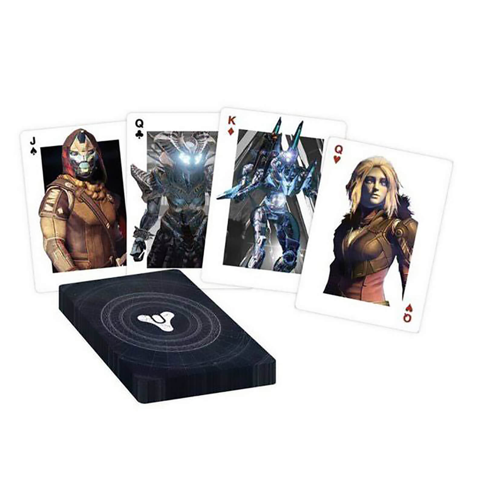 Destiny Premium Playing Cards