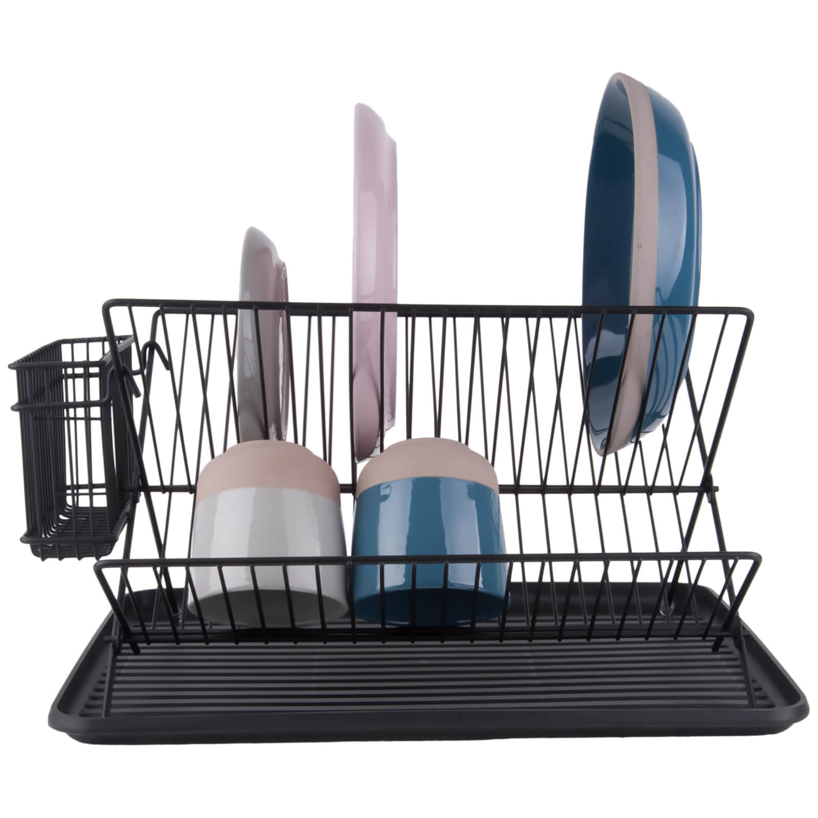 Dish Rack - Matt Black