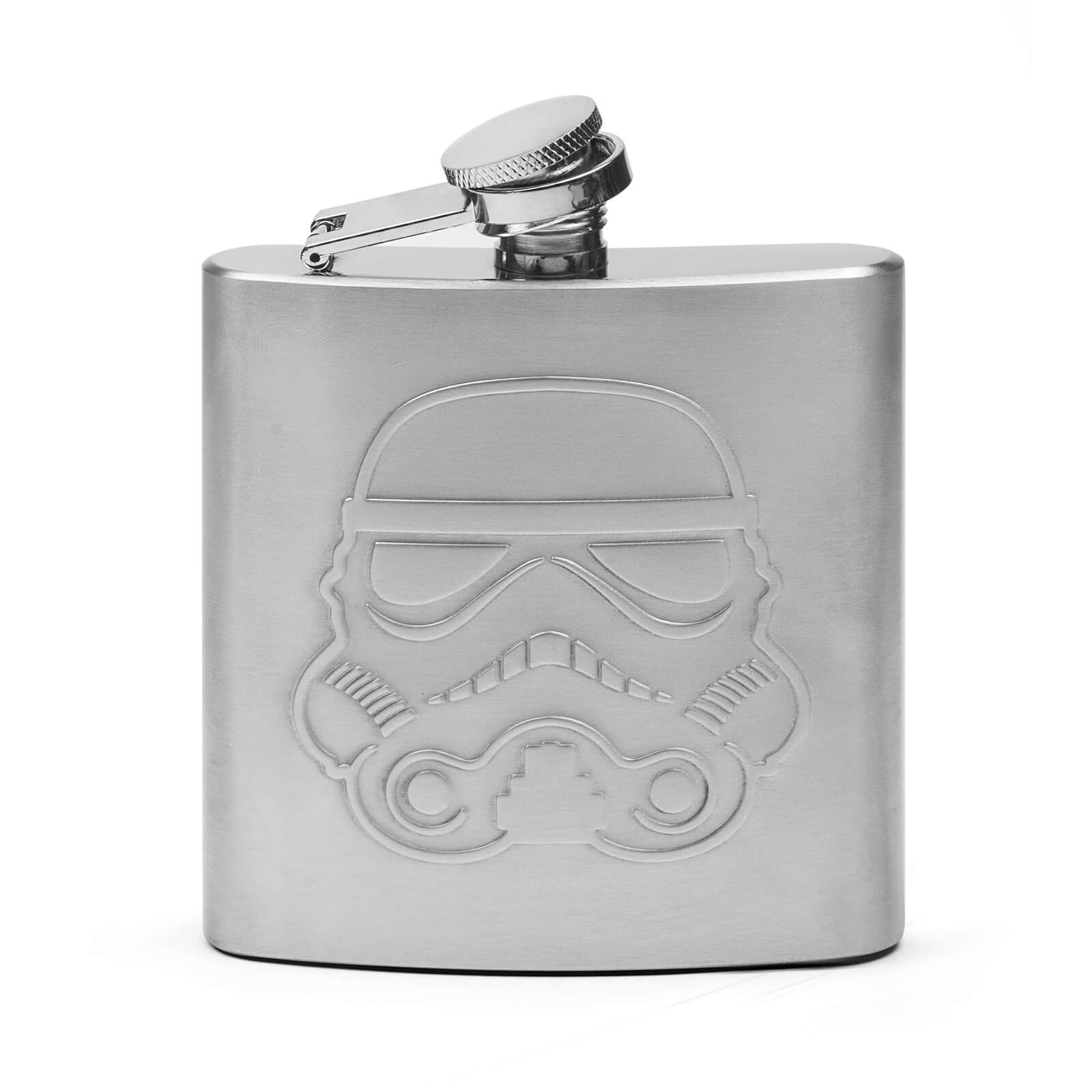 Star Wars Original Stormtrooper Hip Flask - Stainless Steel