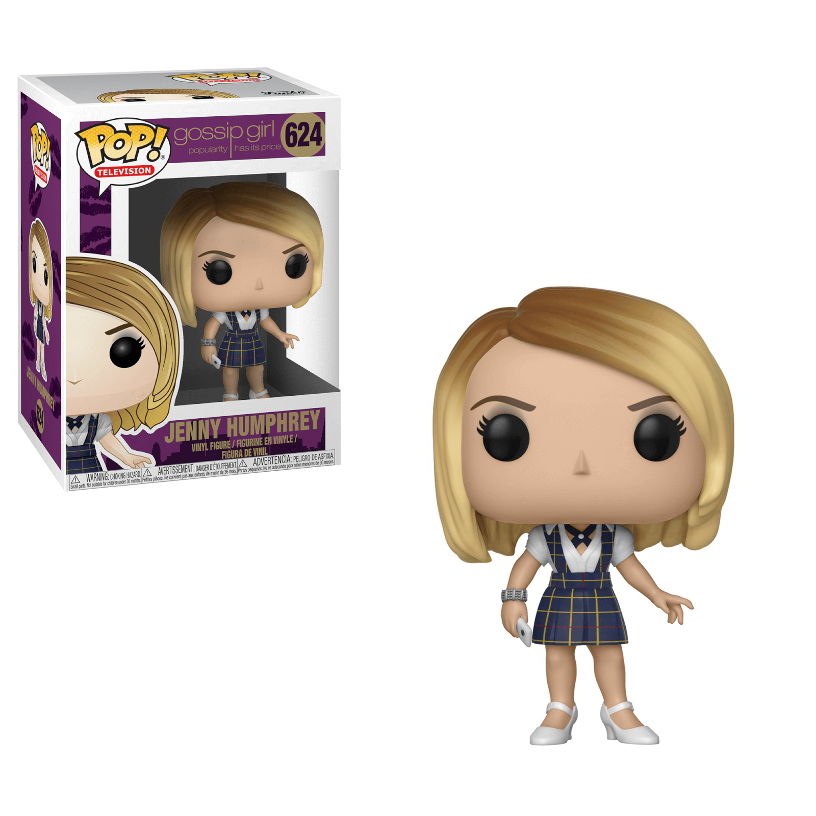 Gossip Girl Jenny Humphrey Pop! Vinyl Figure