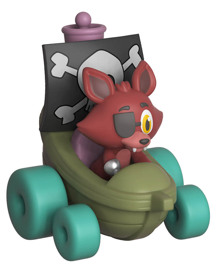 Funko Super Racers Five Nights At Freddy