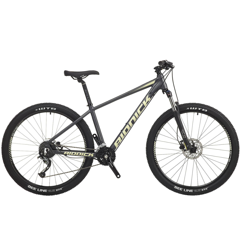 riddick rd500 650 b alloy mountain bike probikekit Oakley Fast Jacket