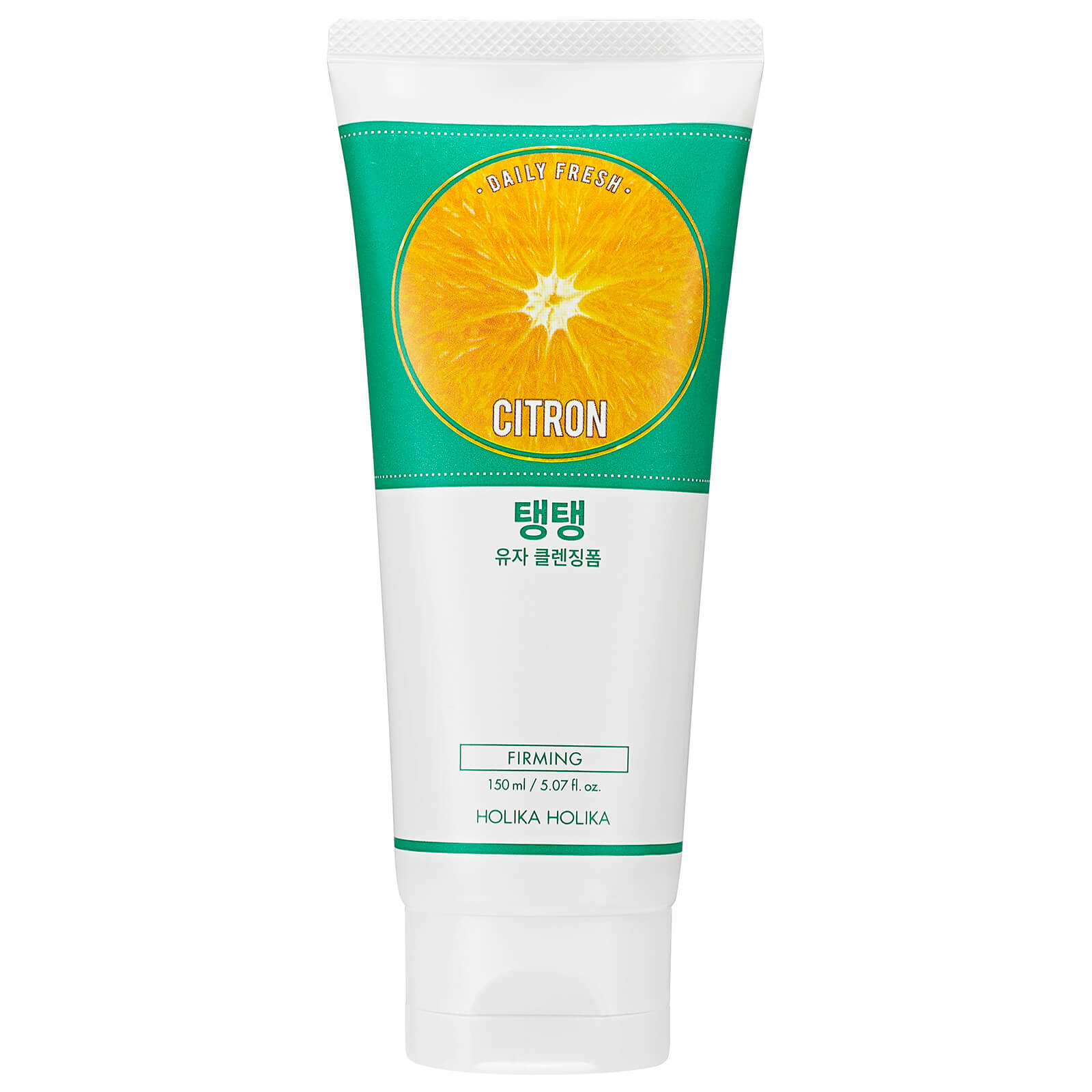 Holika Holika Daily Fresh Citron Cleansing Foam 150 ml