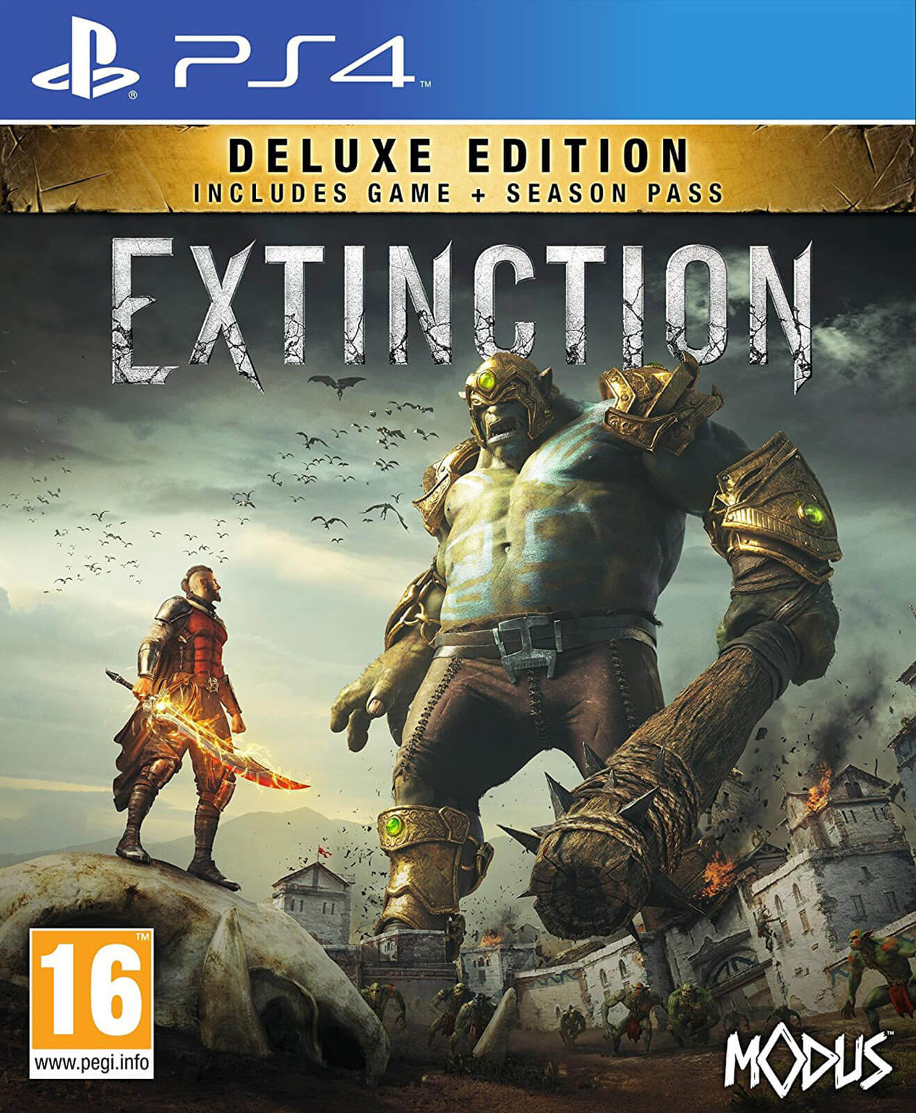 Extinction: Deluxe Edition