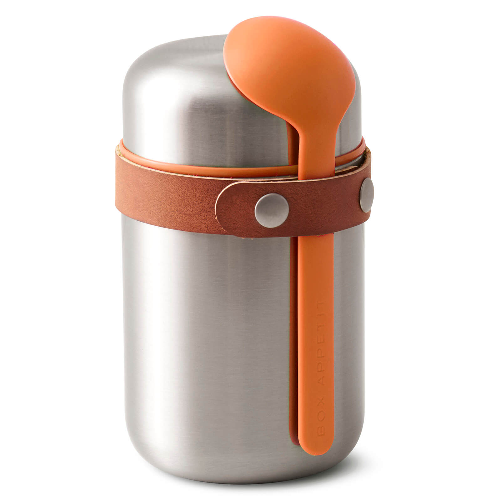 Black+Blum Food Flask - Orange