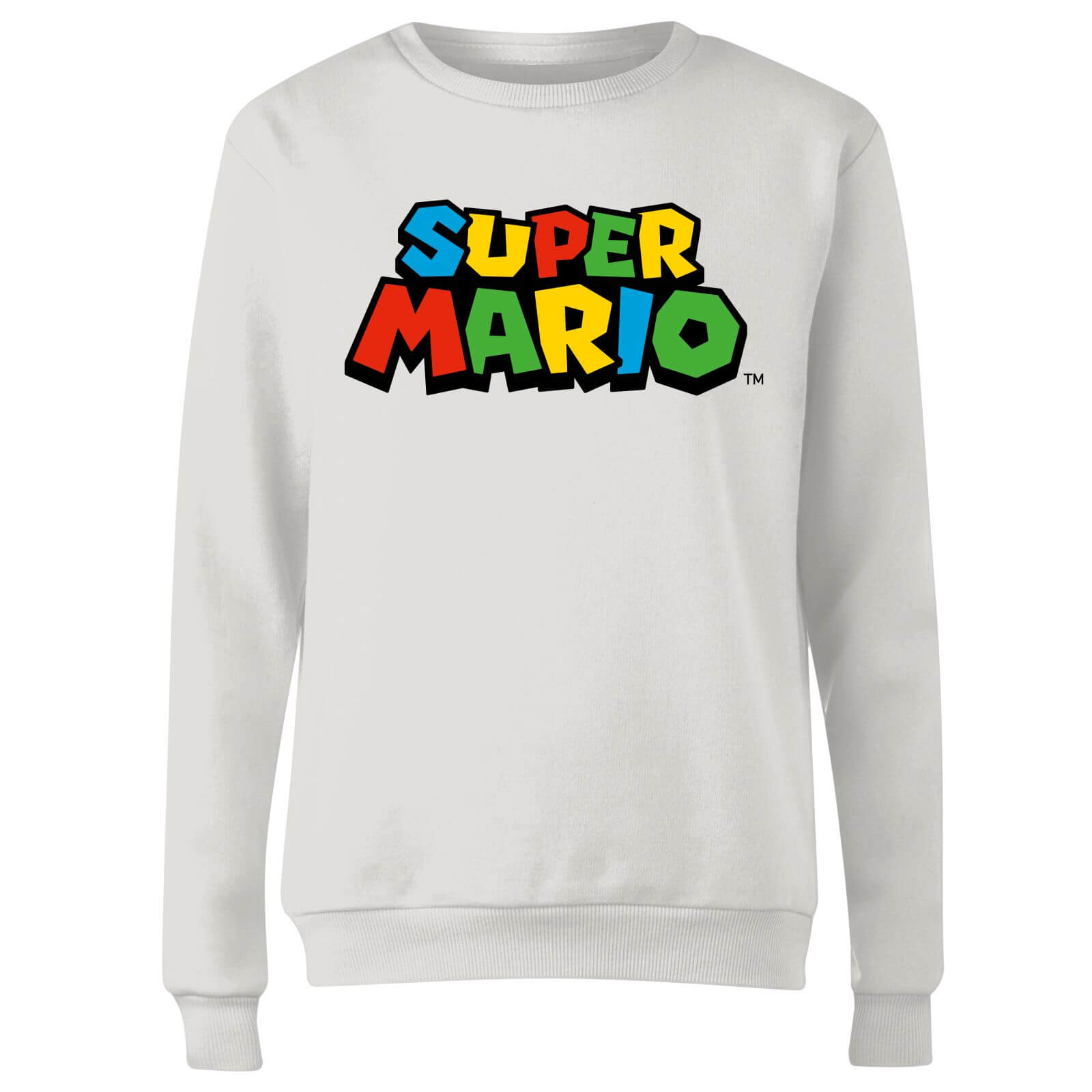 Nintendo Super Mario Colour Logo Women