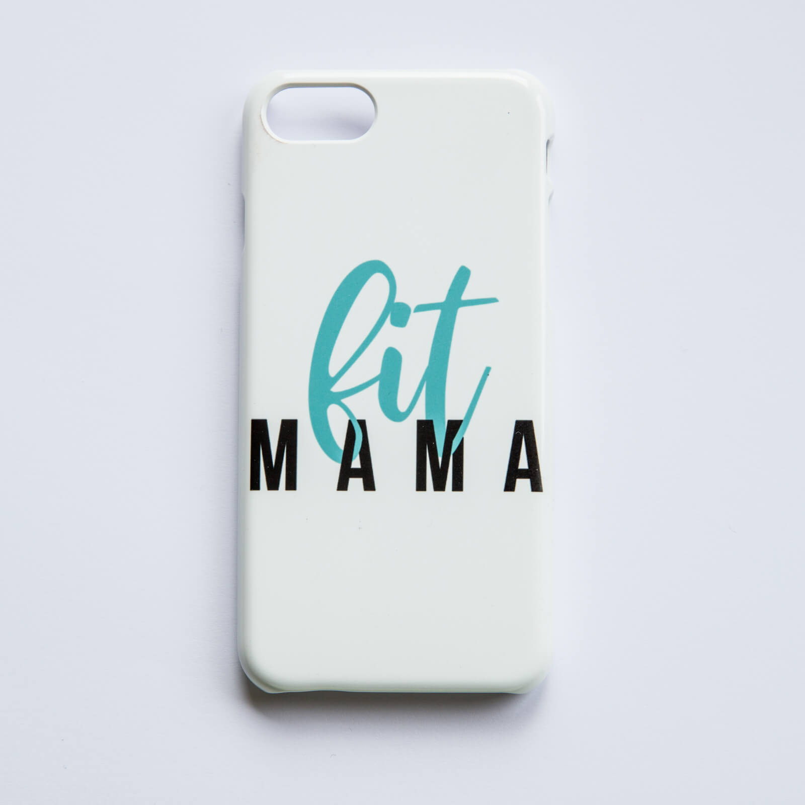Fit Mama Phone Case for iPhone and Android - iPhone 5/5S - Snap Case - Matte