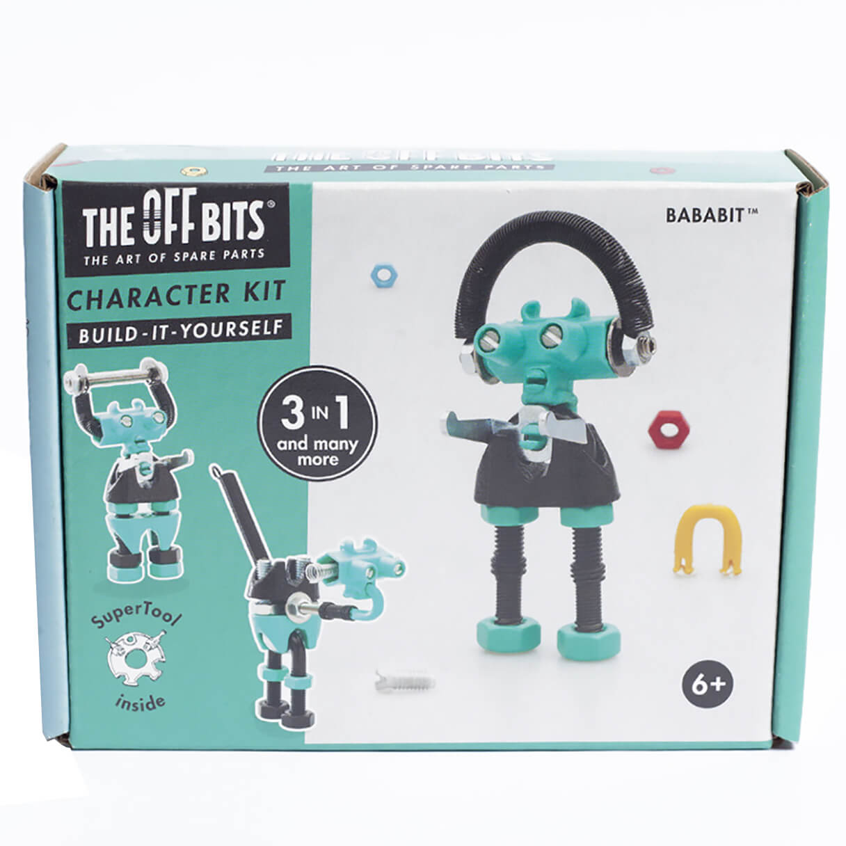 The Off Bits Robot Kit - Bababit