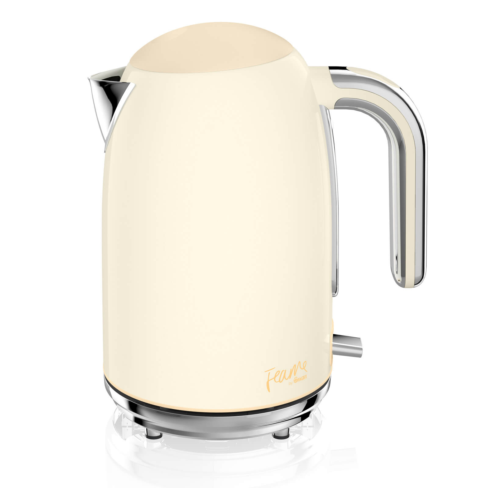 Fearne Cotton Quiet 3kw Jug Kettle - Pale Honey