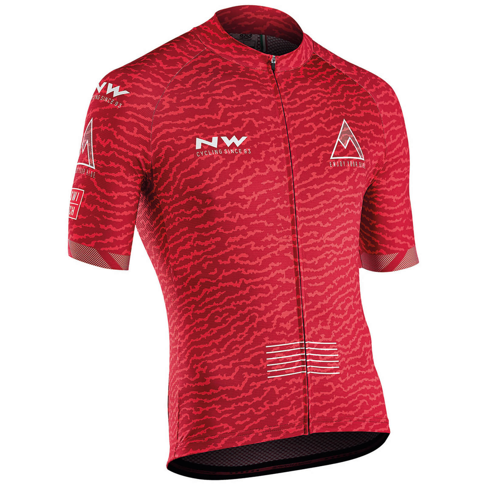Northwave Rough Jersey - Red