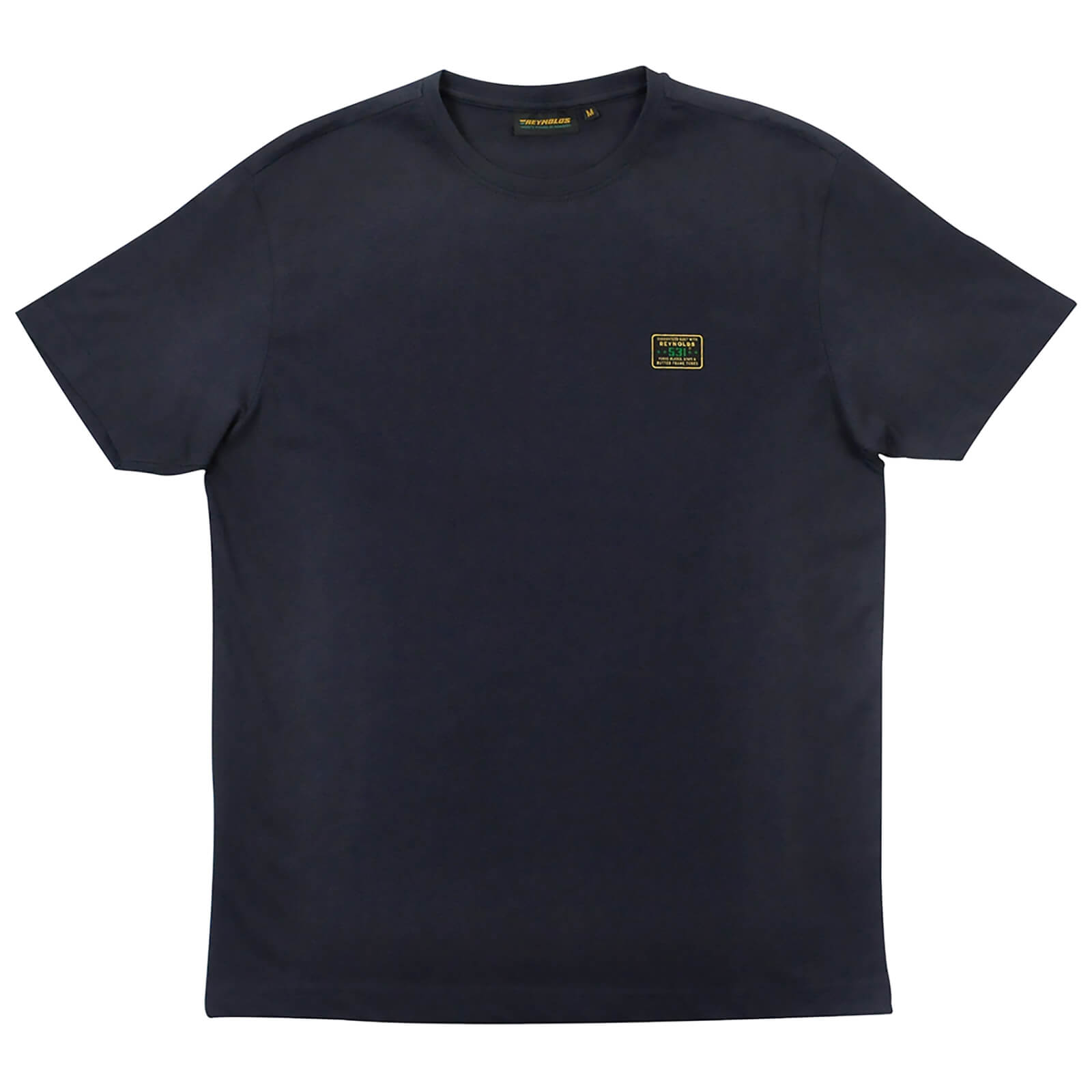 Reynolds 531 Stars Decal T-Shirt - Navy