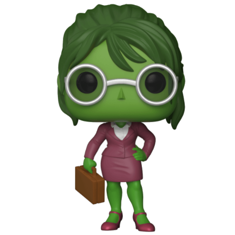 Marvel Lawyer She-Hulk EXC Pop! Vinyl Figure