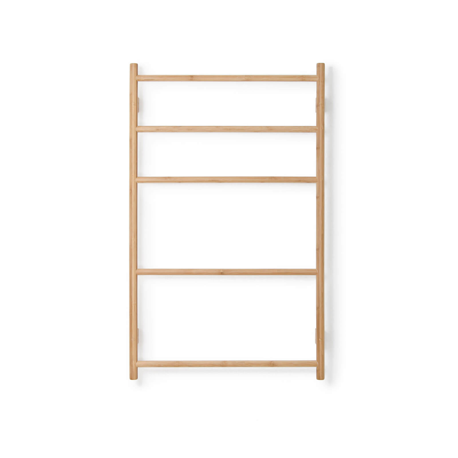 Wireworks Bamboo Towel Rail Wall Bar
